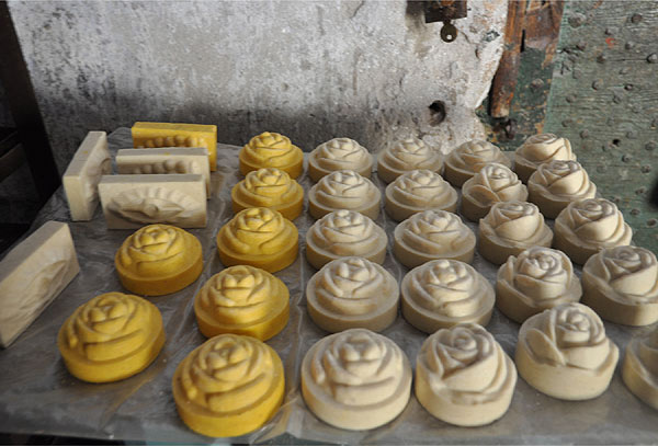 Tripoli soaps